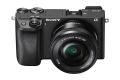 Sony-Alpha-6300-mit-KIT-16-50-Objektiv-Draufsicht